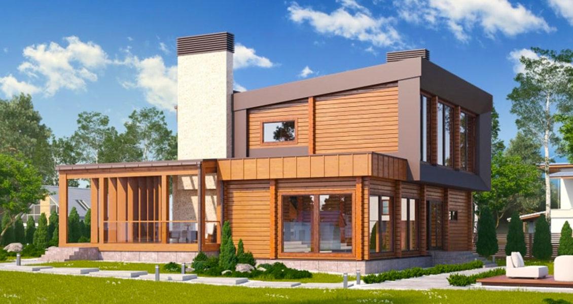 Szilvia- Gerendaház - 298 m²